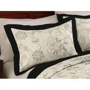 Cannon Camila Embroidered Sham - Standard/Queen (20