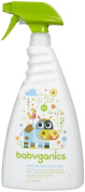 Babyganics Stain Remover - Fragrance Free - 950ml