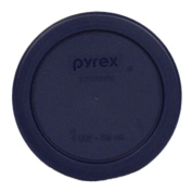 Pyrex Blue 1 Cup Round Plastic Cover #7202-PC
