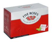 Five Roses Tea, 200 Tagless Teabags