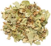 : Chinese Tea Culture, Buddha Tea, Linden Flower Loose Leaf Tea, for Skin Ageing, Metabolism, Sleeping, Digestion, Relax the Body, Body Toxins, Herbal Tea, Organic Tea, 60ml