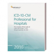 ICD-10-CM Professional for Hospitals 2016
