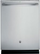 Top Control Dishwasher in Stainless Steel with Stainless Steel Tub with Steam Cleaning