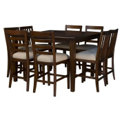 A-America Westlake Square Counter Height Dining Table