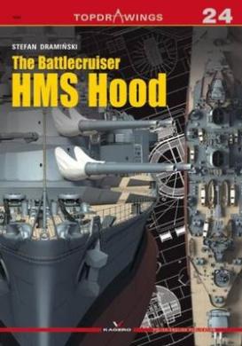 The Battlecruiser HMS Hood (Topdrawings)