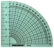 Duroedge 15cm X 90 Degree Ruler / Protractor