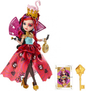 Ever After High Way Too Wonderland Lizzie Hearts Doll