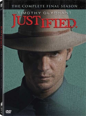 Justified: Season 6 (Final Season) (DVD/UV)