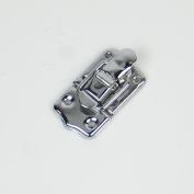 Drawbolt Closure Latch for Guitar Case /musical cases ,45mm 6431 Chrome