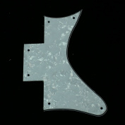 Washburn WI64DL WI 64 DL Style Guitar Pickguard ,4ply White Pearl