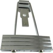 Tailpiece - Kluson, Trapeze, Chrome