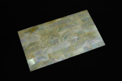 Gold Mother of Pearl Shell Coated Veneer Sheet