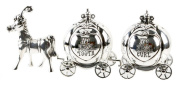 Cinderella Carriage Tooth and Curl Baby Keepsake Gift By Haysom Interiors