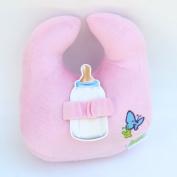 Baby Bottle Holder (The Original Bababib) Baby Pink