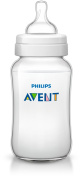 Philips AVENT Classic Plus BPA Free Polypropylene Bottle, 330ml