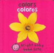 Bilingual Bright Baby Colours