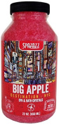 Spazazz SPZ-302 NYC Big Apple Destination Crystals Container, 650ml