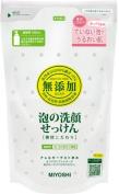 Facial soap Refill 180ml of additive-free material Good foam