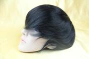 Mens Hairpieces Monofilament Men's Toupee 15cm Fine Remy Human Hair Hairpiece System