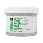 Curl Aid Curl Activator Gel for Natural & Textured Hair Styles 310ml