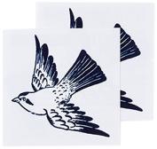 Tattly Temporary Tattoos, Cartolina Bird, 5ml