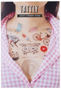 Tattly Temporary Tattoos Premier Set