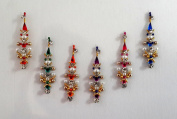 Stick On Ornament Bridal Bindi Forehead Stickers Body Art Tattoo Jewellery Bellydance - #24