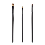 ON & OFF East Meets West Collection Large Concealer, Medium Detailer and Precise Angle Line Brush Set