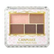 CANMAKE Perfect Multi Eyes 01 Rose Chocolat