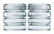 Pickle Pebbles 8 Pack - Glass Fermentation Weights