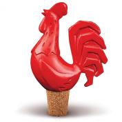 GAMAGO The Cock Blocker Wine Stopper, Red