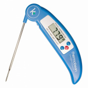 Instant Read Cooking Thermometer - Digital - For BBQ, Grill, Meat, Liquids, Baking - Ultra-Fast & Accurate - Kopylot Thermobean