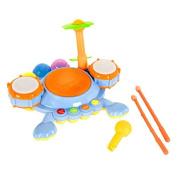 Junior Fun Beats Musical Drum Set for Baby