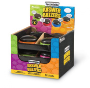 Learning Resources Recordable Answer Buzzers Classpack