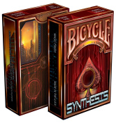 Synthesis - Cyberpunk Themed Bicycle Playing Cards
