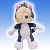 Super Mario bros galaxy princess cat rosalina plush 18cm