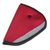 All Five Stars Car Child Safety Cover Harness Strap Adjuster Pad Kids Seat Belt Seatbelt Clip Random Colour