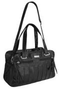 EyeCatchBags - Adriana Faux Leather Ladies Shoulder Bag
