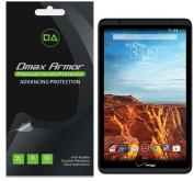 [3-Pack] Dmax Armour- Verizon Ellipsis 8 Anti-Glare & Anti-Fingerprint Screen Protector - Lifetime Replacements Warranty- Retail Packaging