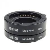 Meike® Automatic Extension Tube For Sony E-Mount NEX-7 NEX-6 NEX-5R NEX-3N NEX-F3 NEX-5N NEX-5C NEX-C3