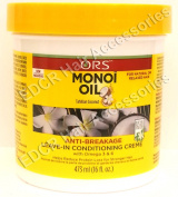 ORS Monoi Oil Tahitian Coconut Anti-Breakage Leave-In Conditioning Creme With Omega 3 & 6 473 ml