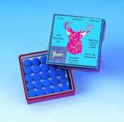 Elkmaster glue on snooker / pool cue tips - 11mm x 10