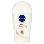 Nivea Female Pearl and Beauty Stick - 40 ml, Pack of 6