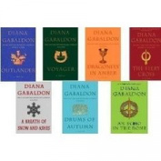 Diana Gabaldon OUTLANDER CROSS STITCH Series NEW 7 Books