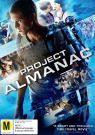 Project Almanac [DVD_Movies]
