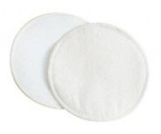 Disana 21501XX - Breast Pads microfibre natural, Size / Größe:M