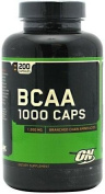 BCAA 1000 - 200 caps by Optimum Nutrition mm