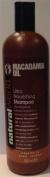 Natural World Macadamia Oil Shampoo 500ml x 3 Packs