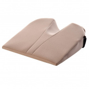 Memory Foam Coccyx Wedge Beige