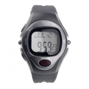 PIXNOR R022M Waterproof Sports Pulse Rate Monitor Calorie Counter Digital Wrist Watch